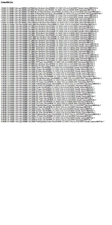 Amazon.com: Genuine Bottle opener VW Eos Golf R32 GTI Rabbit Wagon SportWagen 1K0858230A: Automotive