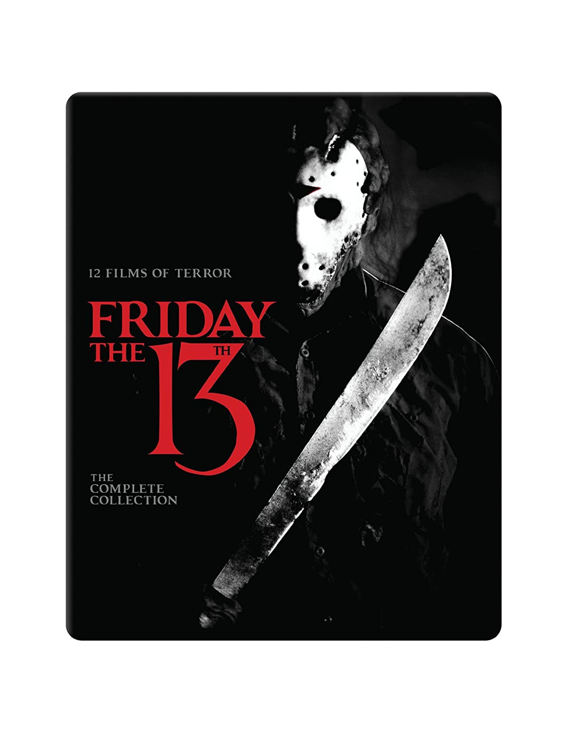 Friday the 13th: Complete Collection Reino Unido Blu-ray: Amazon.es: Friday the 13th Collection: Cine y Series TV