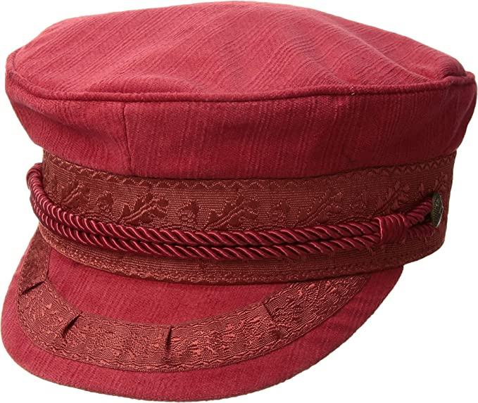 fd5cef53264 Image Unavailable. Image not available for. Color  Brixton Women s Albany  Cap ...