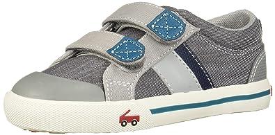 5d16ae87bfec6 See Kai Run Boy s Russell Sneaker