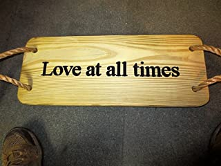 product image for Wood Tree Swings Custom Free Engraving of Name//12 Feet of Rpe Each Side