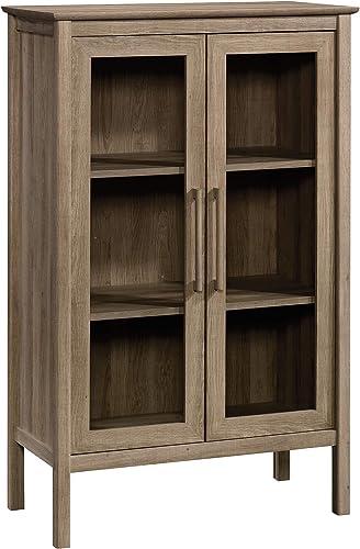 Sauder Anda Norr Display Cabinet