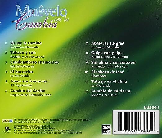 Muevelo Con la Cumbia: Various Artists: Amazon.es: Música