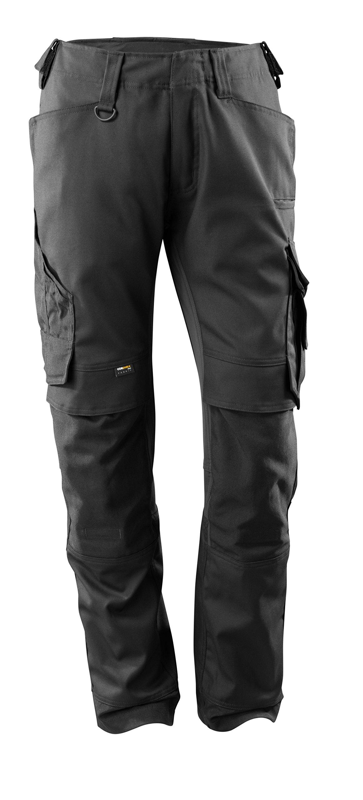 Mascot 15079-010-09-82C54 ''Adra'' Trousers, L82cm/C54, Black