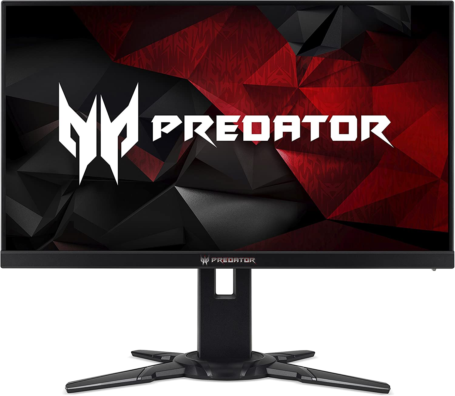 "Acer Predator XB272 bmiprz 27"" Full HD (1920x1080) NVIDIA G-SYNC TN Monitor, (Display Port & HDMI Port, 240Hz)"
