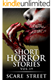 Short Horror Stories Vol. 19: Scary Ghosts, Monsters, Demons, and Hauntings (Supernatural Suspense Collection)