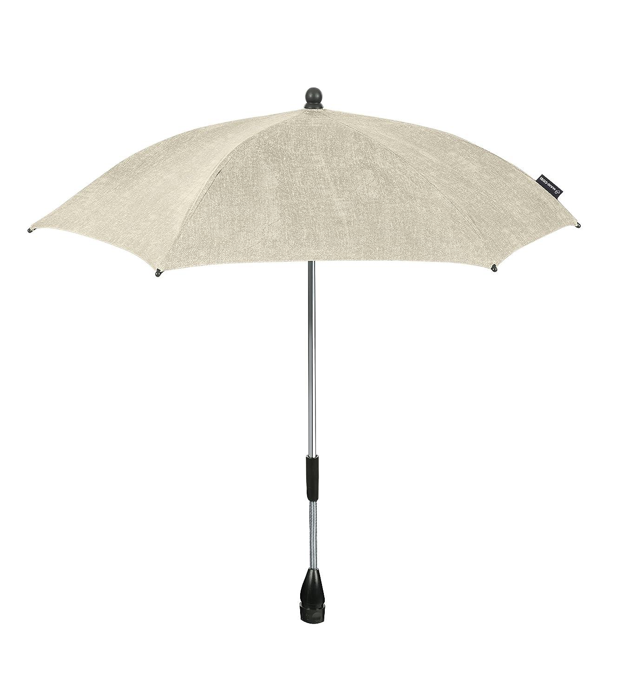 Maxi-Cosi Parasol modischer Sonnenschirm für Kinderwagen mit UV-Lichtschutz 40 Plus inklusiv Befestigungsclip, nomad black, schwarz Dorel Germany GmbH (VSS) 1728710110