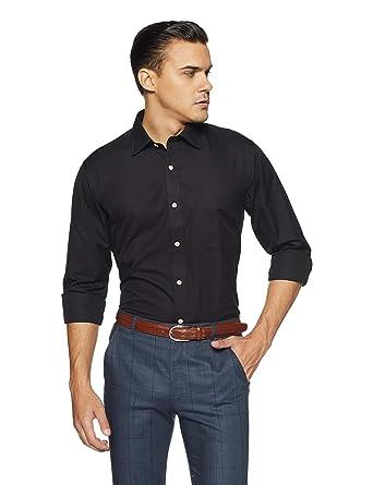 Arrow Men's Regular Fit Shirt Formal Shirts at amazon