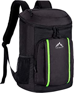 Himal Outdoors Insulated Cooler Backpack with Leak-Proof and Large Capacity
