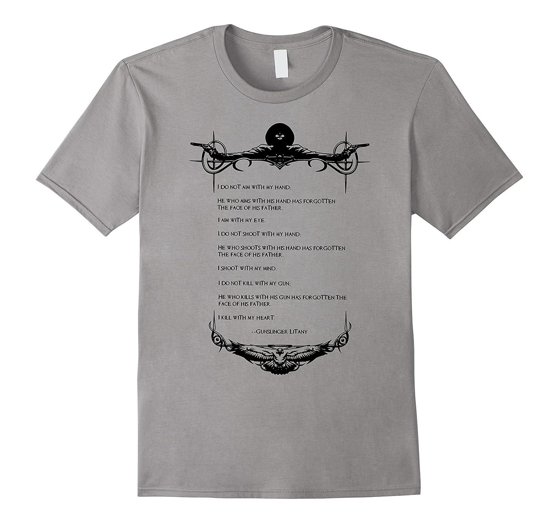 Gunslinger Litany T-Shirt-BN