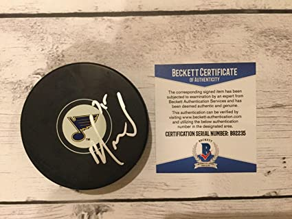 Image Unavailable. Image not available for. Color  Autographed Ryan Reaves  Puck - BAS COA a - Beckett ... e9371443b