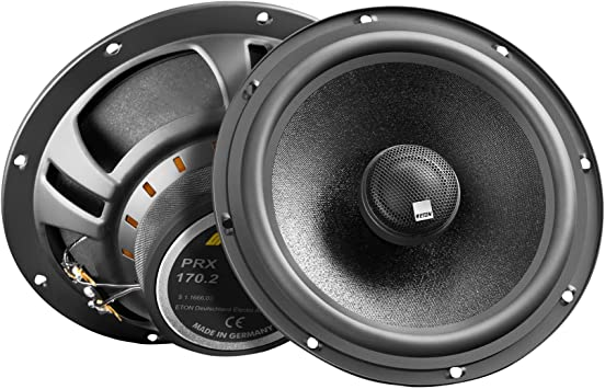Eton PRX 6.6 6,6cm Koax Lautsprecher KFZ Auto Lautsprecher 6 Watt