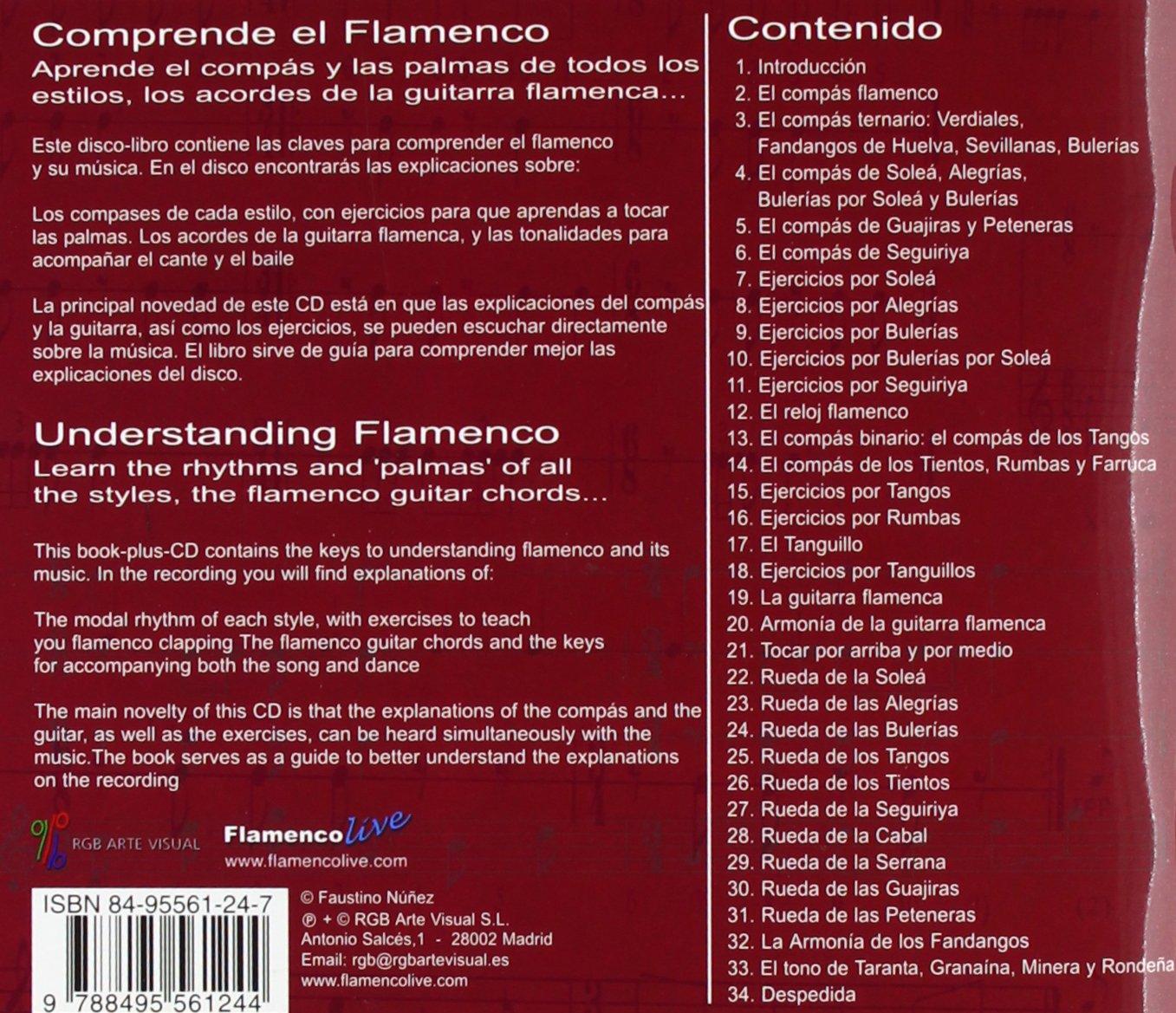 Comprende El Flamenco : Faustino Núñez: Amazon.es: Música