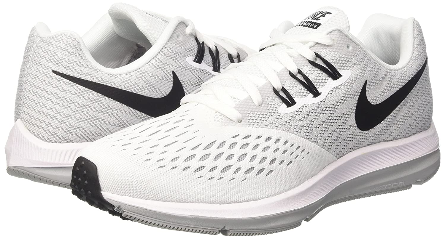 Nike Mujer 4 Zoom Winflo B01LCXMJLQ Grey) 4 Mujer Zapatillas de Running 032fc3