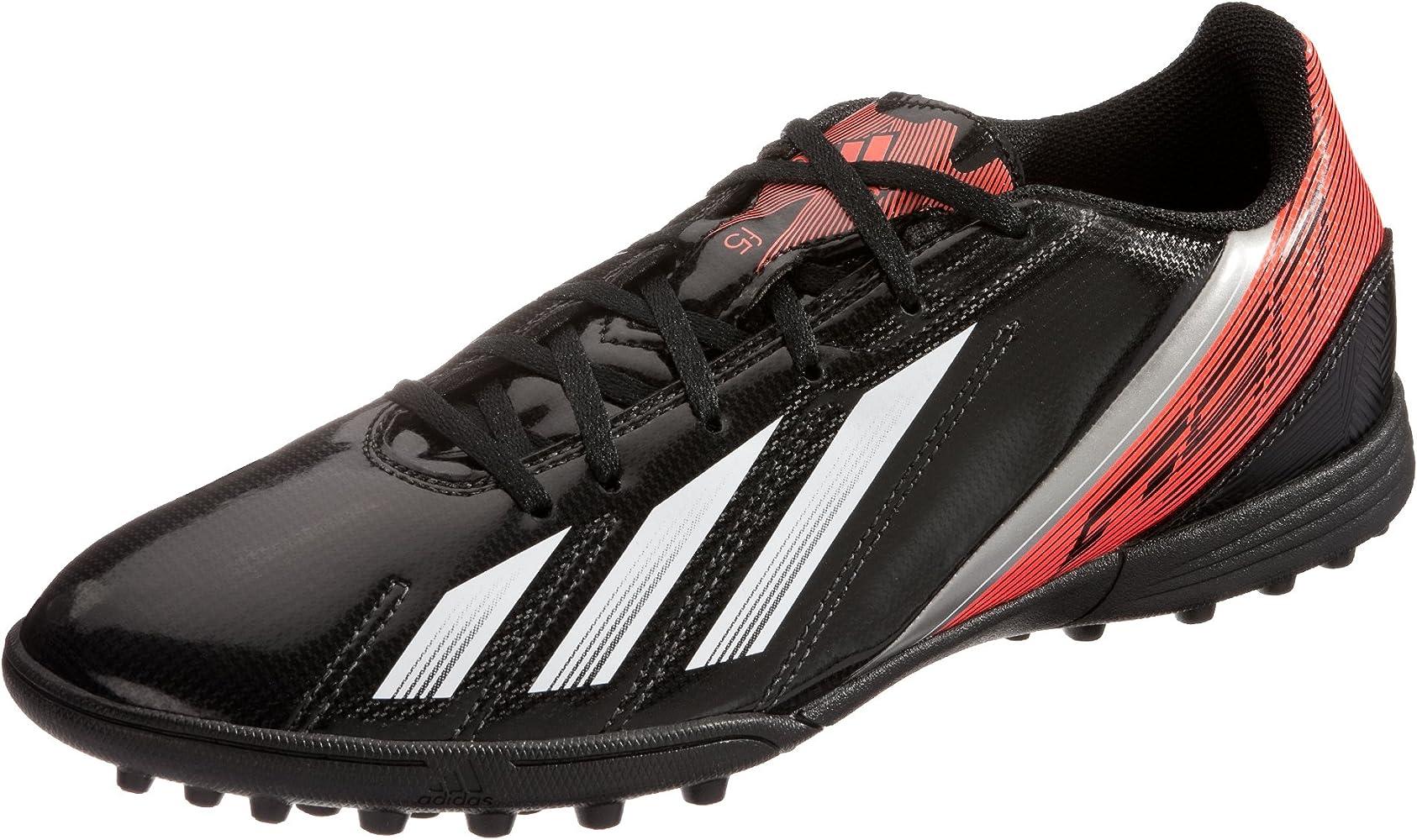 Adidas Potencia F5 TRX TF Negro para Hombre Zapatos Botas de
