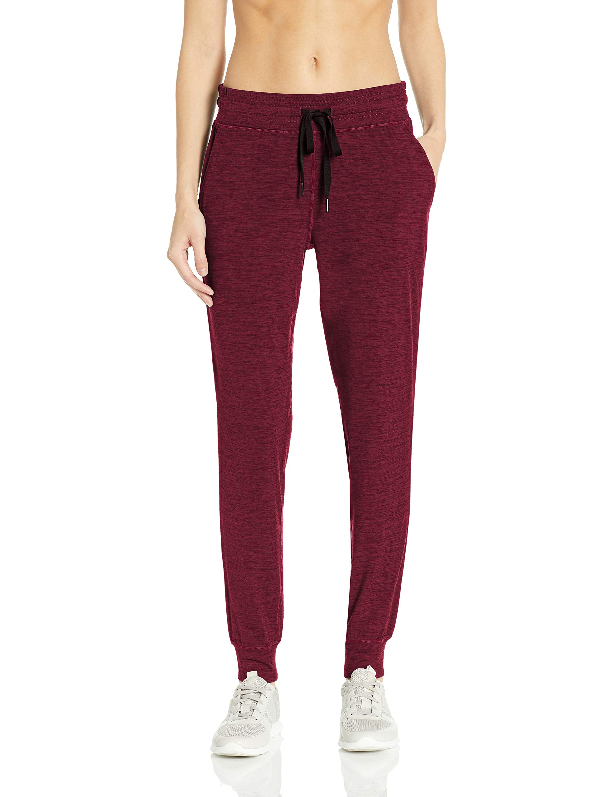 cabf2fac97254 Amazon Essentials Women s Brushed Tech Stretch Jogger Pant product image