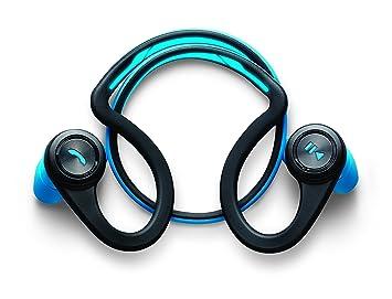 Plantronics 200450-05 - Auriculares de contorno de cuello Bluetooth (reducción de ruido), negro