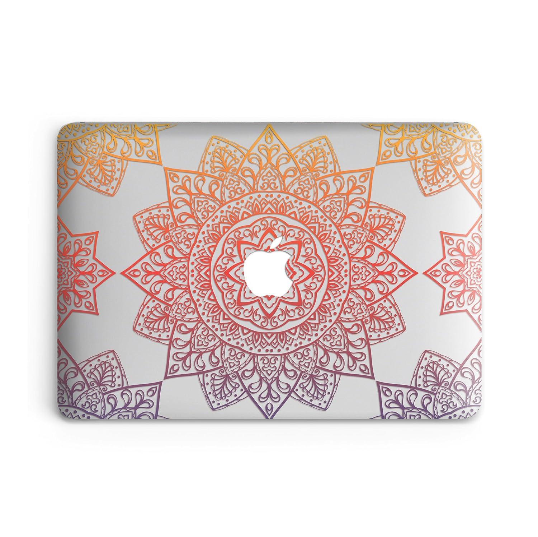 goodmoodcasesプラスチックハードケースカバーfor MacBook Pro 15.4モデルno a1286 ( 2009 – 2013 ) – カラフルな曼荼羅 B06W5NC2X3