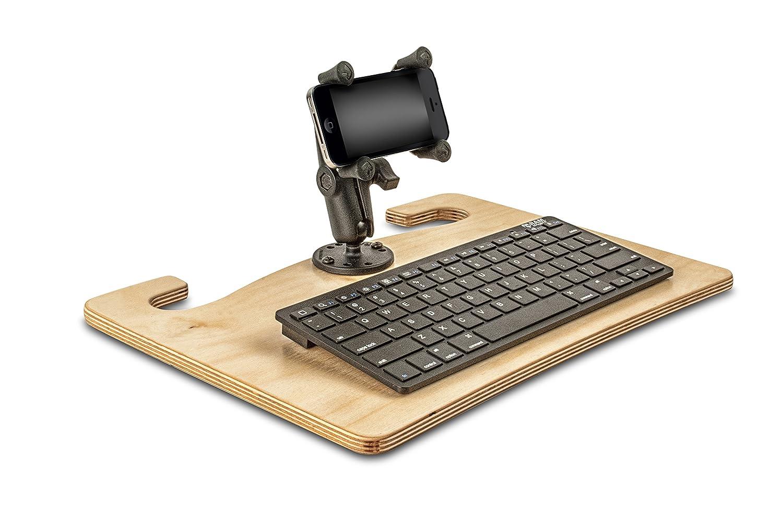 AutoExec WMEX-02 Wheelmate Extreme Vehicle Desk with 10 X-Grip Tablet Mount AUE71002