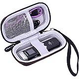 LTGEM EVA Hard Case for EVISTR 16GB Digital Voice Recorder Voice Activated Recorder - Travel Protective Carrying Storage…