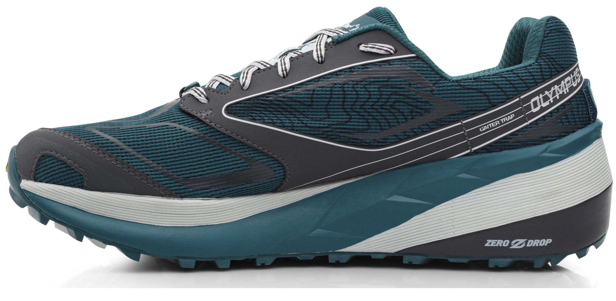 Altra AFM1859F Men's Olympus 3 Running Shoe, Green - 11 D(M) US by Altra (Image #2)