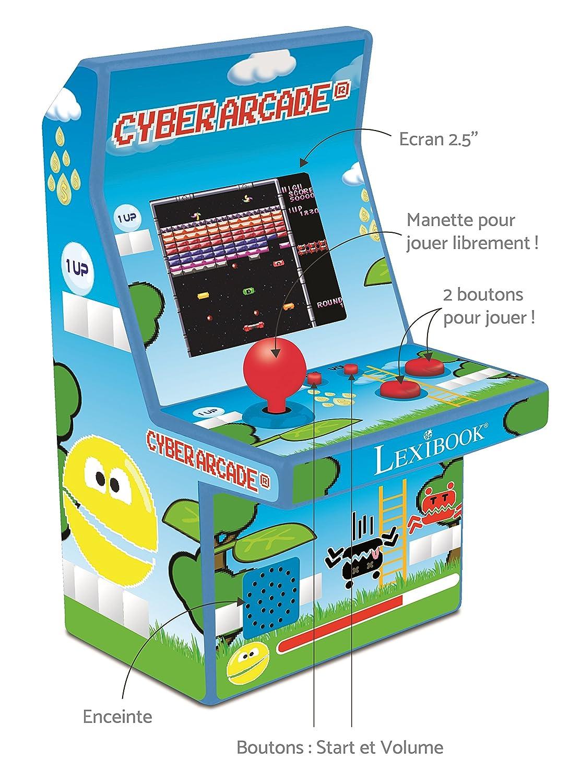 borne arcade lexibook