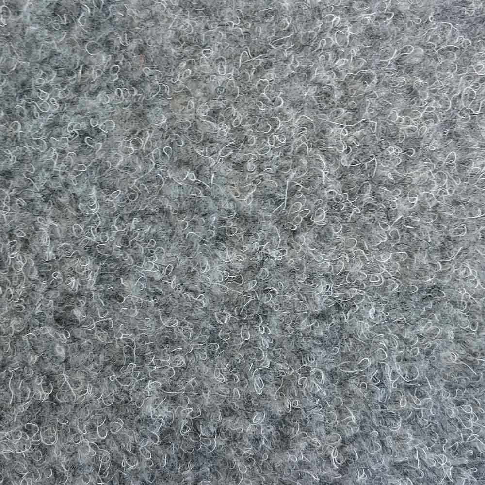 livingfloor/® Kunstrasen Vliesrasen mit Noppen Grau in 1,50 m Breite Gr/ö/ße:5.00x1.50 m L/änge variabel Meterware