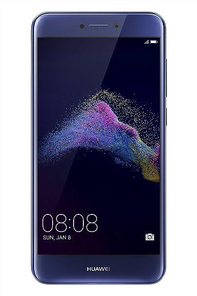 Huawei P8 Lite 2017 Dual SIM SIM Doble 4G 16GB Azul: Amazon.es ...