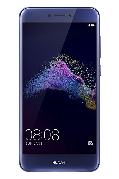 Huawei P8 Lite 2017 Dual SIM SIM Doble 4G 16GB Azul: Amazon.es ...
