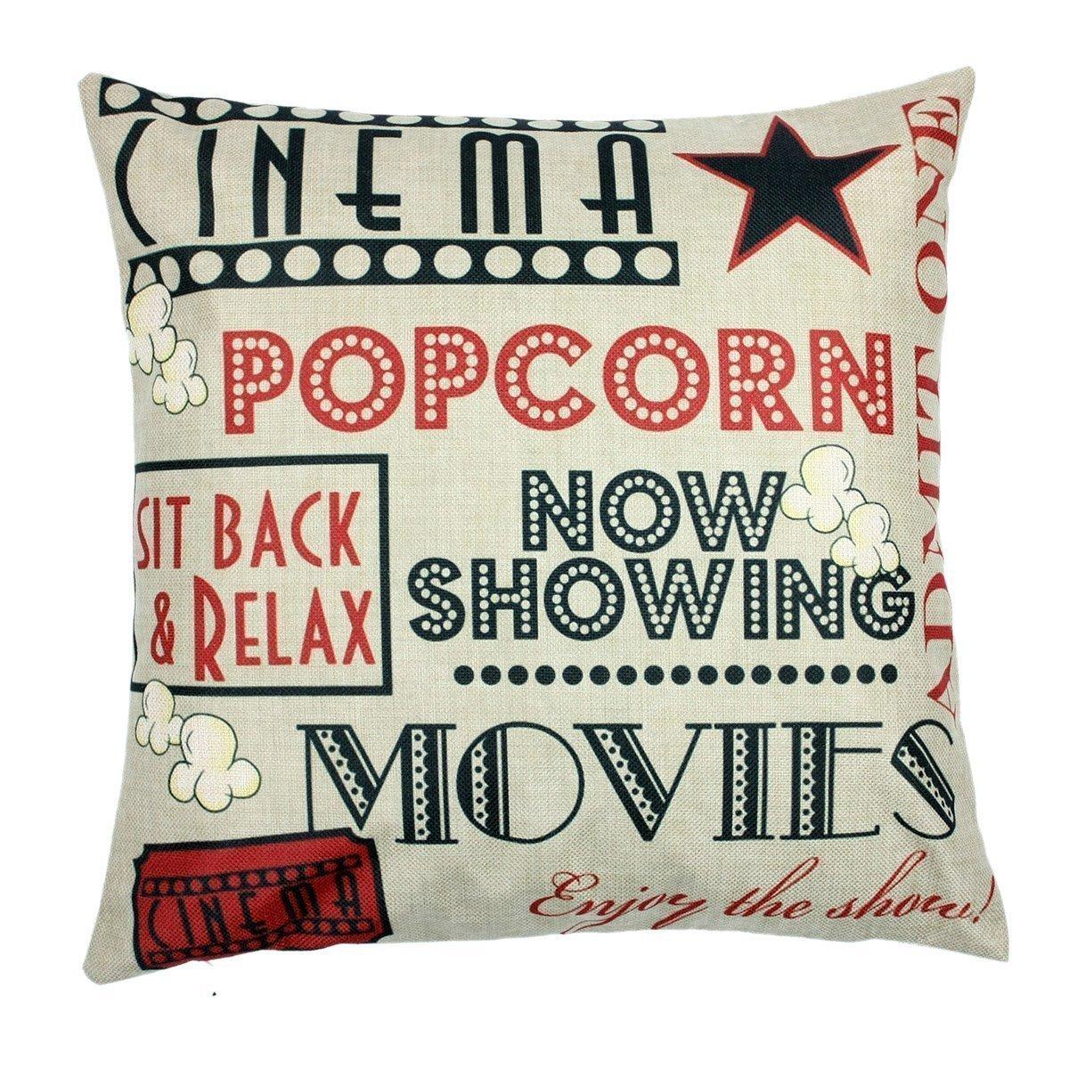 Amazon.com: Movie Theater Cinema Personalized Home Decor Design ...