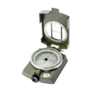SE Military Prismatic Sighting Compass Review
