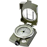 SE CC4580 Military Prismatic Sighting Compass