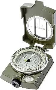 SE CC4580 Military Prismatic Sighting Compass