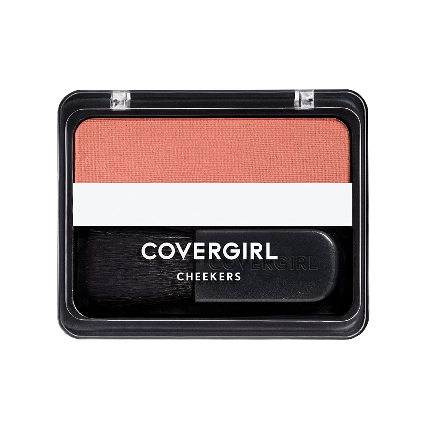 COVERGIRL Cheekers Blendable Powder Blush Iced Cappuccino, .12 oz (packaging may vary) COV-4428