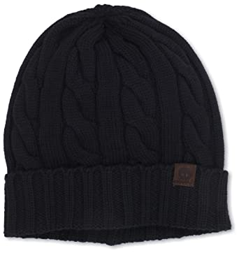 Timberland Men s Merino Wool Cable Knit Cuff Beanie at Amazon Men s  Clothing store  7e84246d15ae