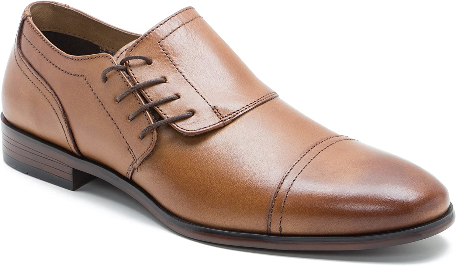 Red Tape Marbury Tan Mens Lace Up Shoes
