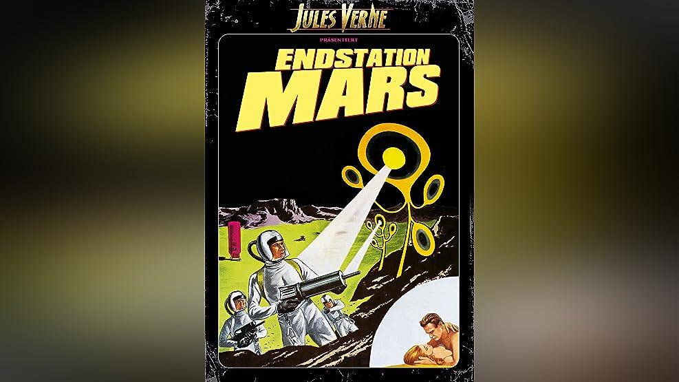 Jules Verne - Endstation Mars