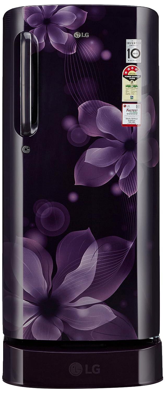 LG GL-D201ASOX/APOX 190L 4S Single Door Refri..