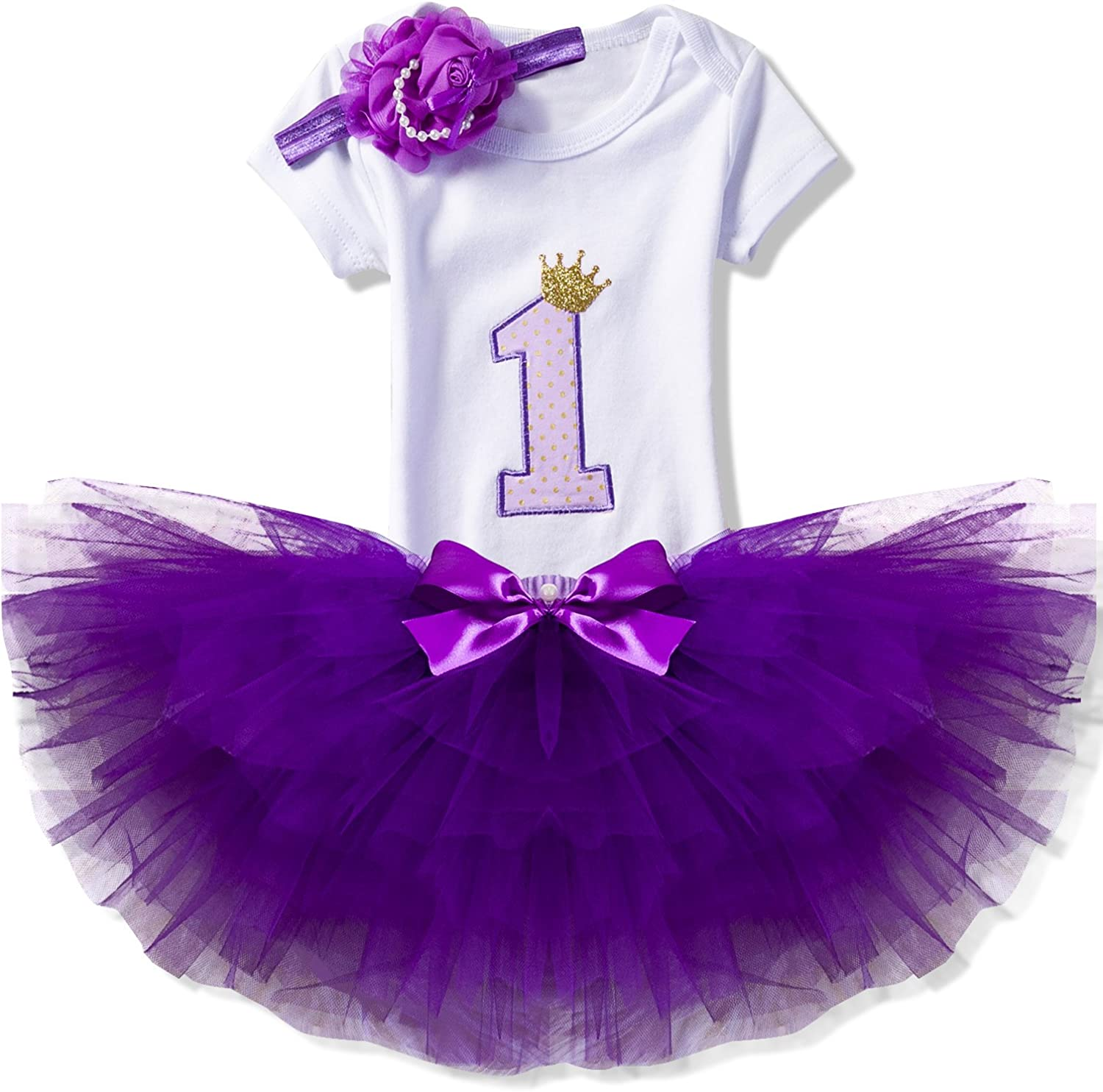 Cutest NIECE PINK tutu romper AUNTY Crown Newborn PRINCESS Love Gift BABY GIRL