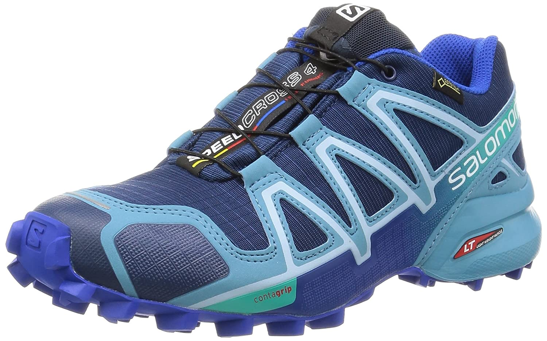 Salomon Speedcross 4 GTX Trail Running Sneaker Shoe - Womens