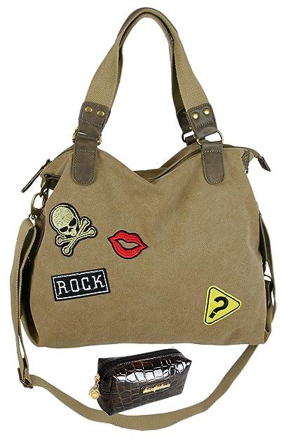 5b299aea5a Jennifer Jones un sac pour dames le sac à main classe indèmodableCanvas  natur