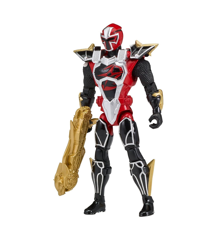 Power Rangers Super Ninja Steel Hero Action Figure Red Ranger