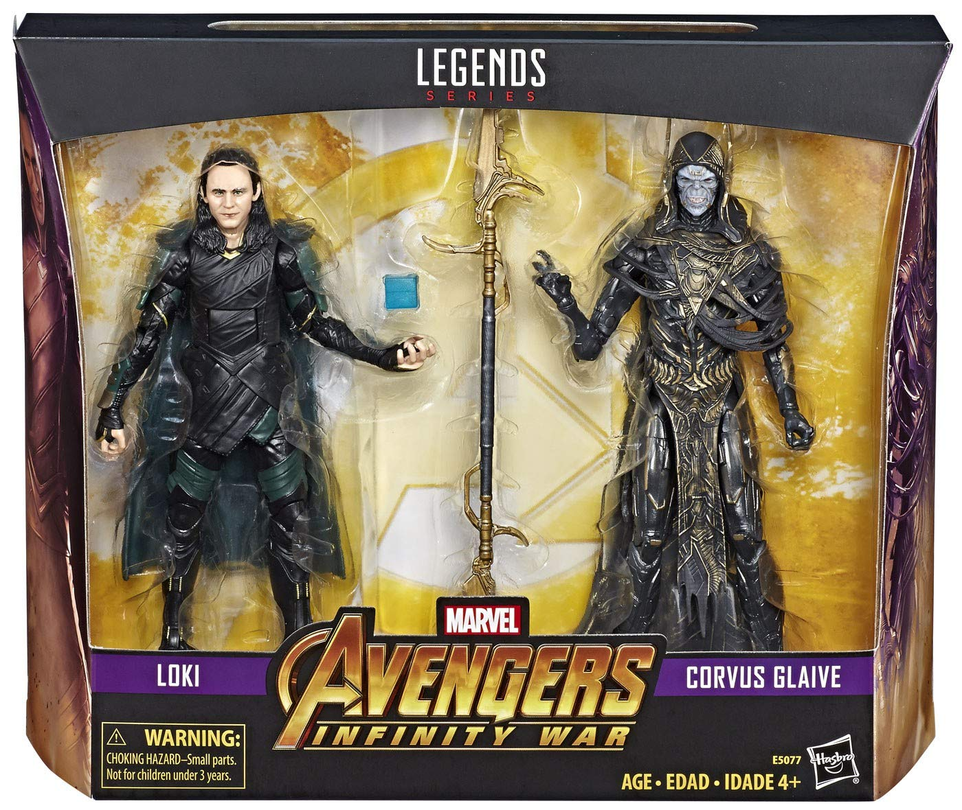 Marvel Legends MCU 10th Anniversary Avengers Infinity War 6-Inch Action Figure