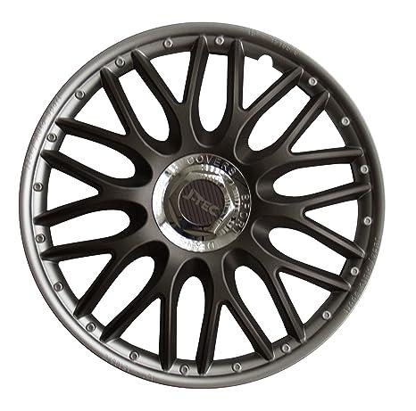J-tec Orden SR - Tapacubos (4 unidades, embellecedor de ruedas, 35
