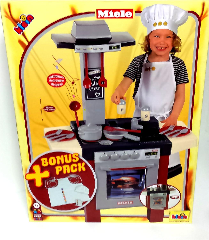 """'Cuisine de jeu les enfants Cuisine Cuisine Studio """"Miele de Theo Klein 9222"""