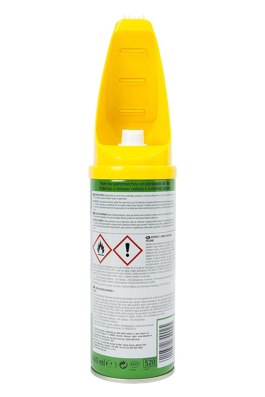 Turtle Wax TW51987 Green Line Espuma para Interior con Cepillo, 400 ml