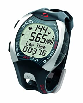 Sigma RC14.11 Running Heart Rate Monitor (Grey): Amazon.es: Deportes ...