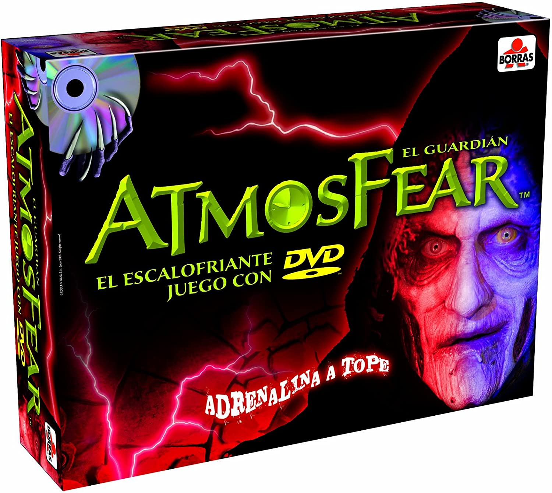 Educa Borrás Juegos Familiares - Juego Atmosfear DVD 14403: Amazon ...
