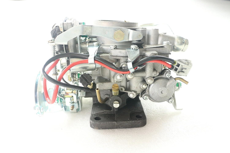 Amazon.com: Carburetor Carb Fit for Toyota 4AF Corolla 1.6L 87-91 2 Barrel  Front: Automotive