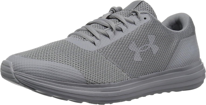d243ebafca Men's Surge-Wide Running Shoe, Anthracite (100)/Zinc Gray, 8.5